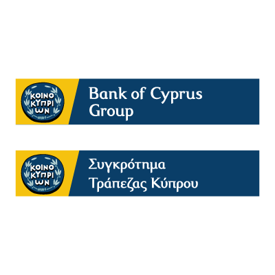 Bank of Cyprus Group vector logo