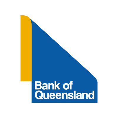Bank of Queensland vector logo