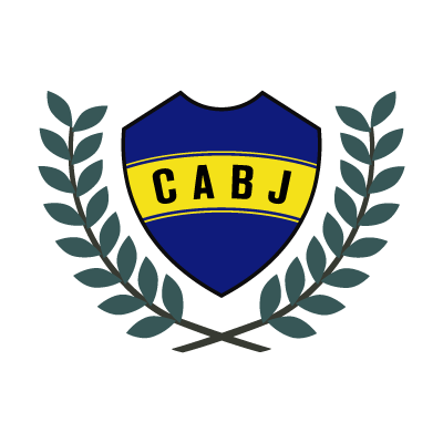 Boca Juniors 1955 vector logo
