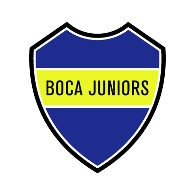 Boca Juniors 1960 vector logo