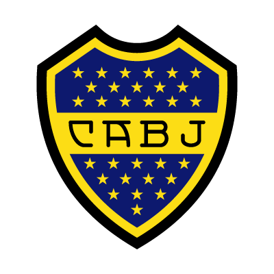 Boca Juniors 1970 vector logo