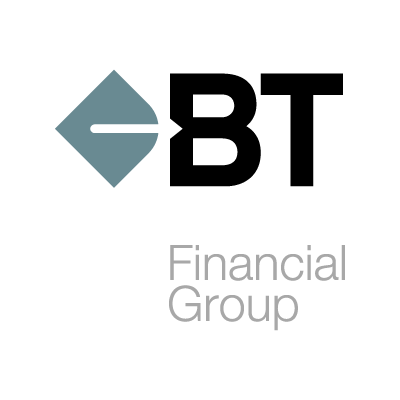 BT Financial Group Company vector logo