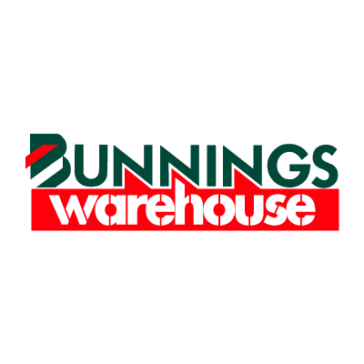 Bunnings Warehouse vector logo