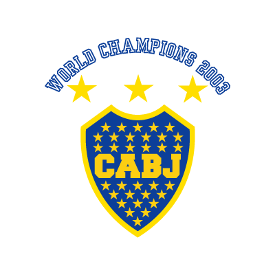 Club Atletico Boca Juniors vector logo