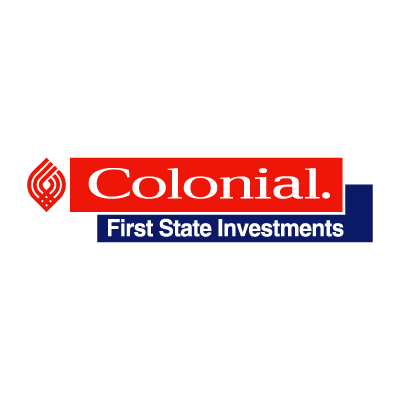 Colonial First State vector logo