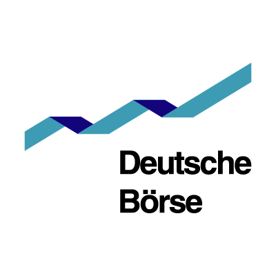 Deutsche Borse Exchange vector logo