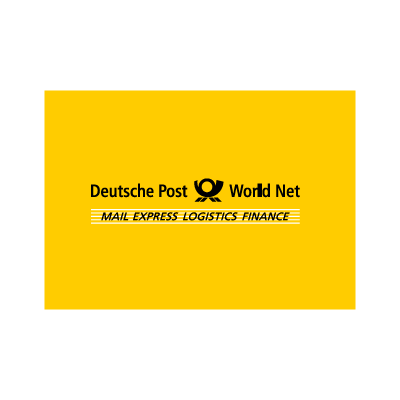 Deutsche Post World Net vector logo