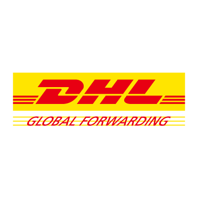 DHL Global Forwarding vector logo