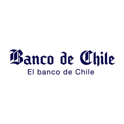 El Banco de Chile vector logo
