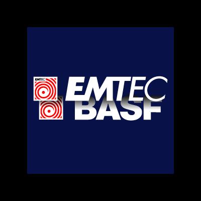 EMTEC BASF logo