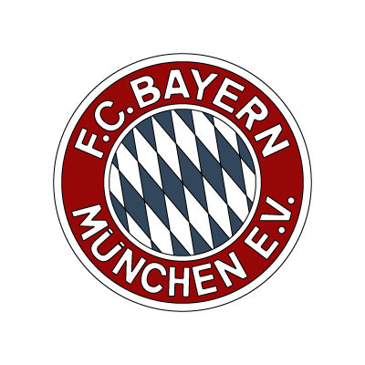 FC Bayern Munchen (early 80's logo) vector logo
