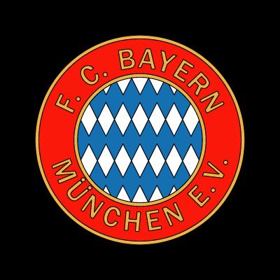 FC Bayern Munchen E.V. (1970's logo) vector logo