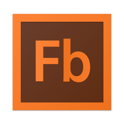 Flash Builder CS6 vector logo