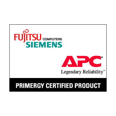Fujitsu Siemens Computers APS vector logo