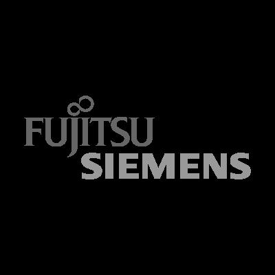 Fujitsu Siemens Gray vector logo