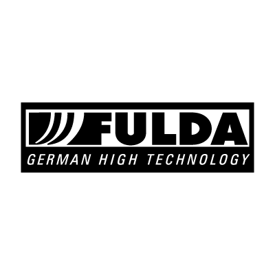 Fulda German High Technology vector logo
