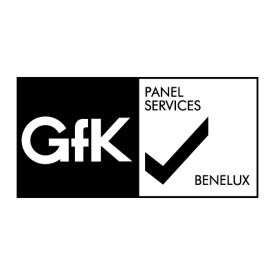 GfK Black vector logo