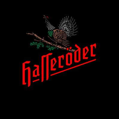 Hasseroder brewery vector logo