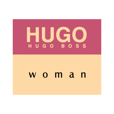 Hugo Boss Woman vector logo