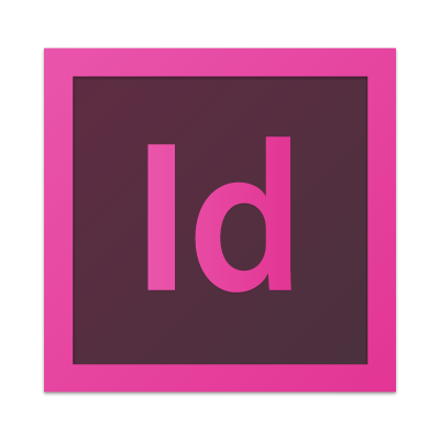 InDesign CS6 vector logo