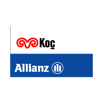 Koc Allianz vector logo