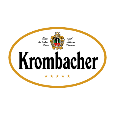 Krombacher 2013 vector logo