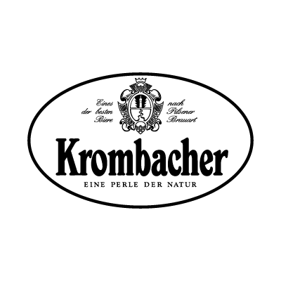 Krombacher Black logo