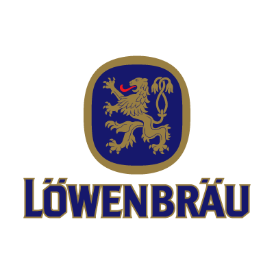 Lowenbrau Bavarian Beer vector logo