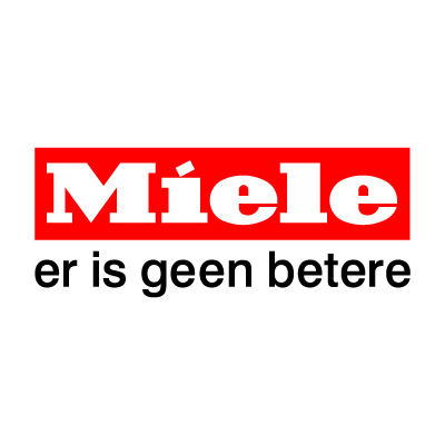 Miele dutch payoff vector logo