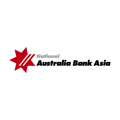 National Australia Bank Asia vector logo