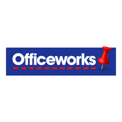 Officeworks vector logo
