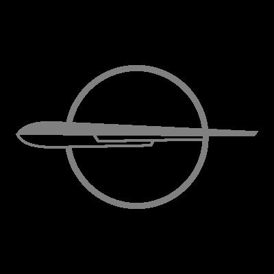 Opel (1947-1954) vector logo