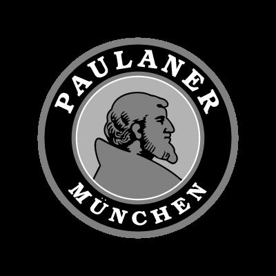 Paulaner Munchen Black vector logo