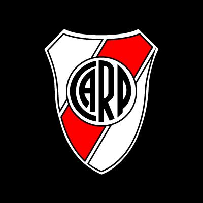 River Plate escudo vector logo