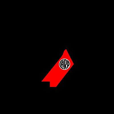 River Plate Futbol vector logo
