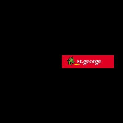 St. George Bank Australian logo