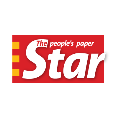 Star paper vector logo