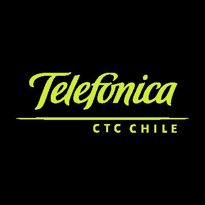 Telefonica CTC Chile logo
