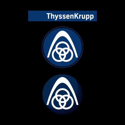ThyssenKrupp AG vector logo