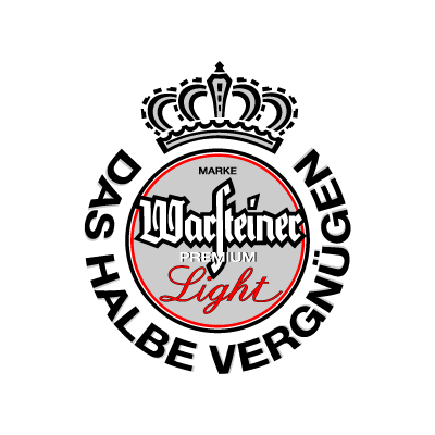 Warsteiner Premium Light 2004 vector logo