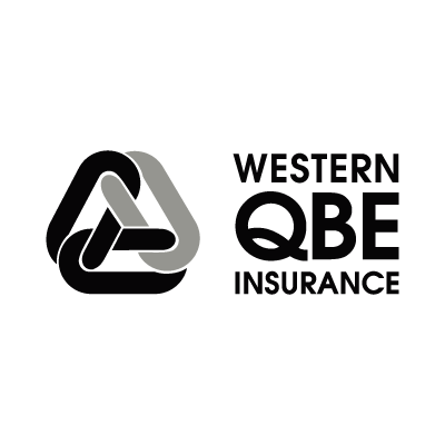 Western QBE Insurance vector logo