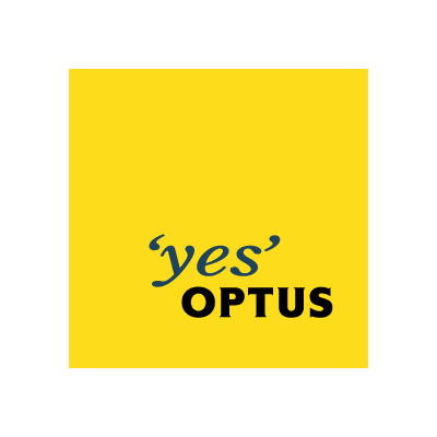 Yes Optus vector logo