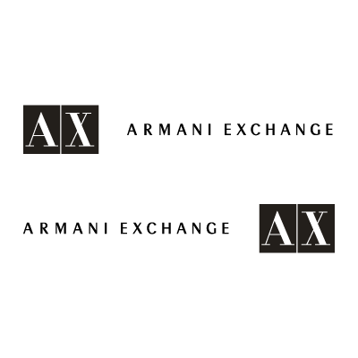 A|X Armani Exchange vector logo
