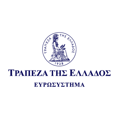Bank of Greece 1927 logo