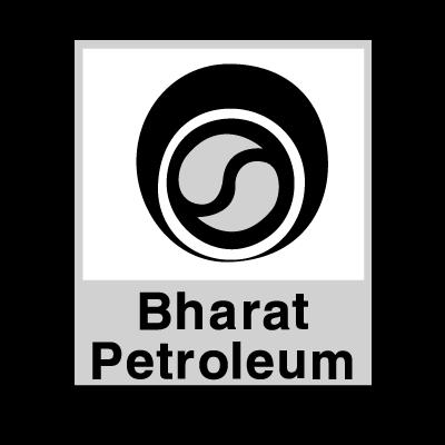 Bharat Petroleum Black logo