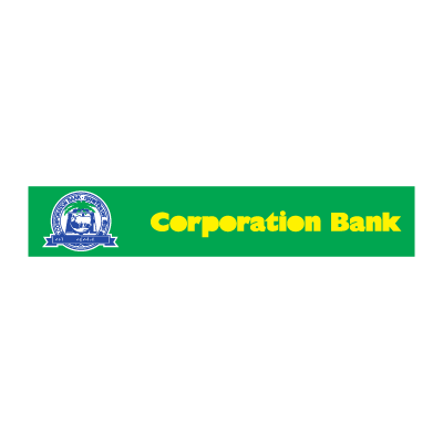 Corporation Bank vector logo