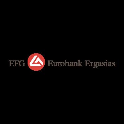EFG Eurobank Ergasias vector logo