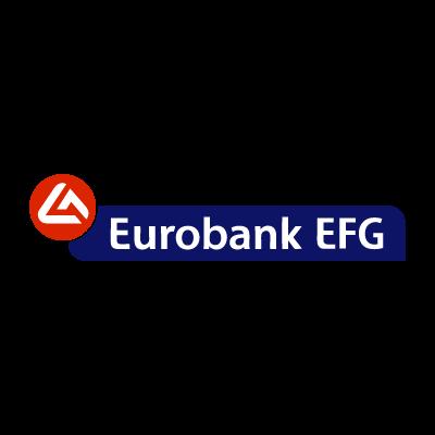 Eurobank EFG SA vector logo
