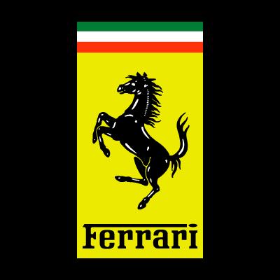 Ferrari Auto vector logo