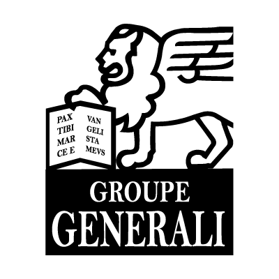 Groupe Generali Black logo
